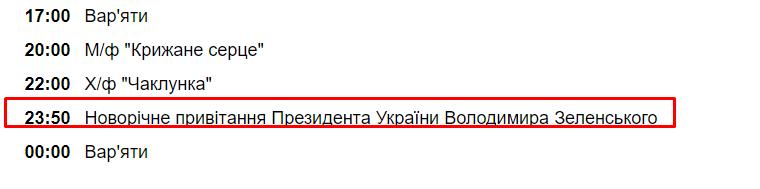 Поздравление Зеленского: на каких каналах будет трансляция? — фото 3