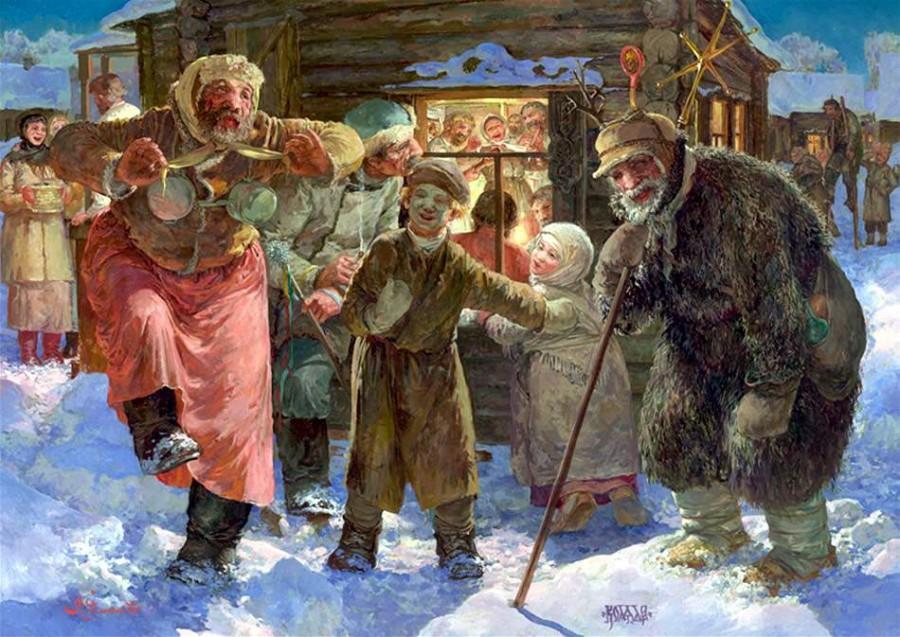 Старый Новый год – время снова загадывать желания — фото 1