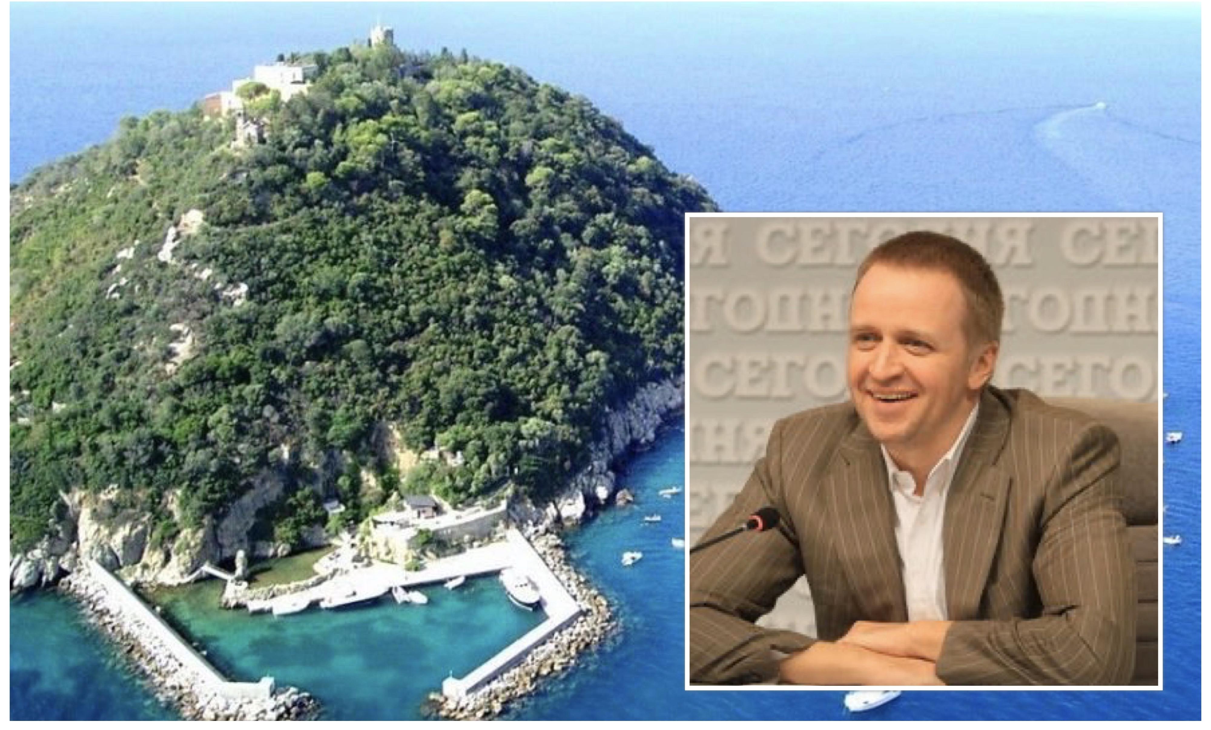 """Сын президента """"Мотор Сичи"""" Богуслаева купил в Италии остров за более чем 10 млн евро — фото 1"""