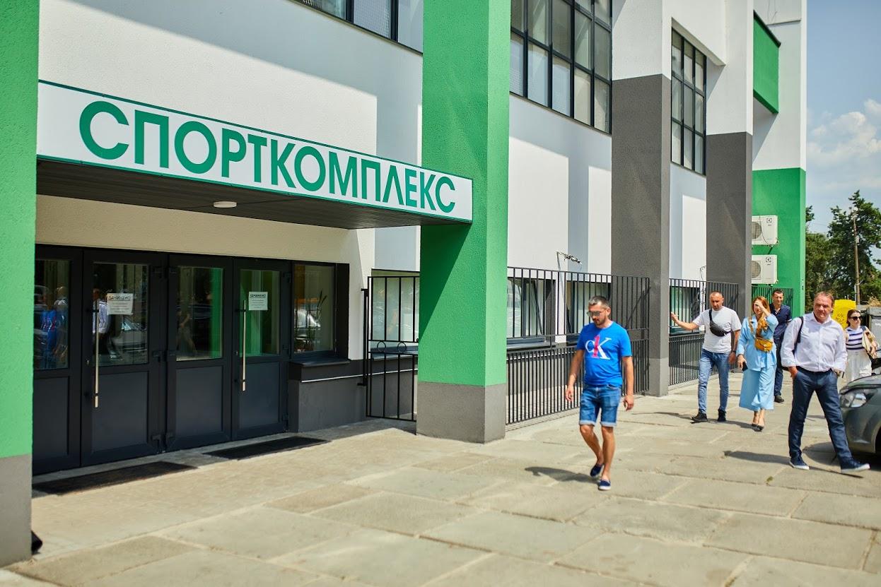 В городе Украинка продемонстрировали результаты термомодернизации муниципальных зданий — фото 3