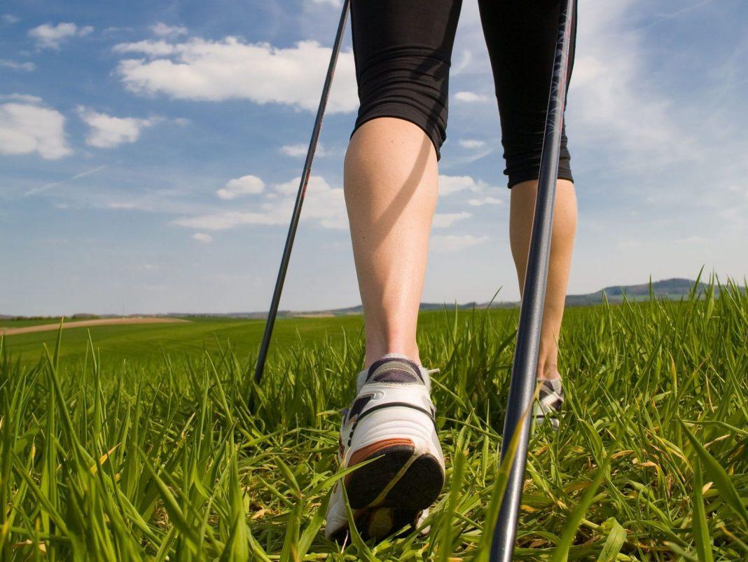 Скандинавская ходьба — отличная альтернатива фитнесу  — фото 3