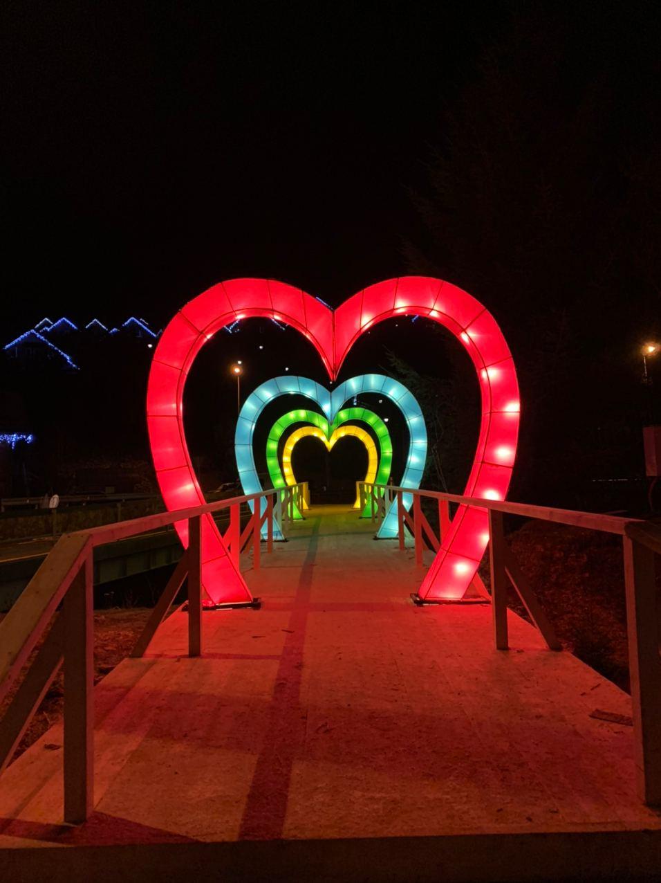 Гигантские китайские фонари: в Буковеле создадут городок световых инсталляций — фото 4