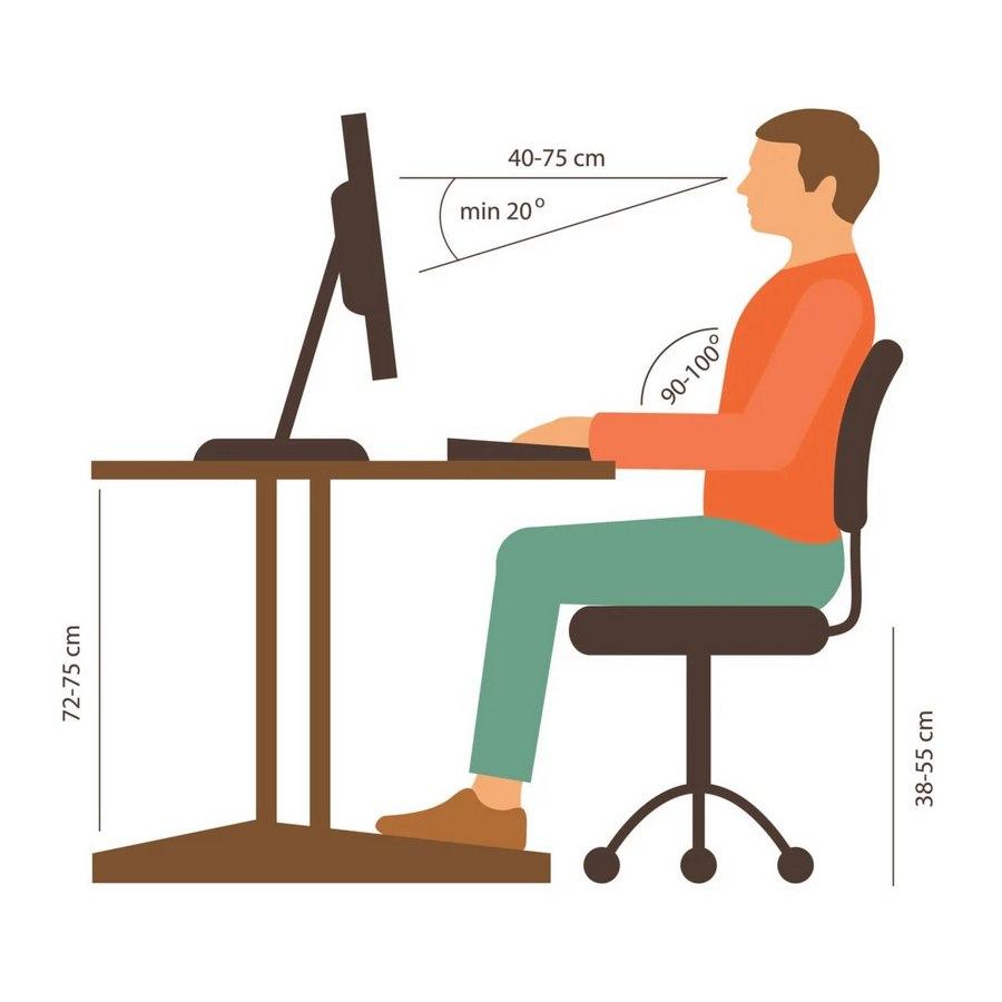 Опасные привычки: почему нельзя работать за компьютером лежа — фото 2