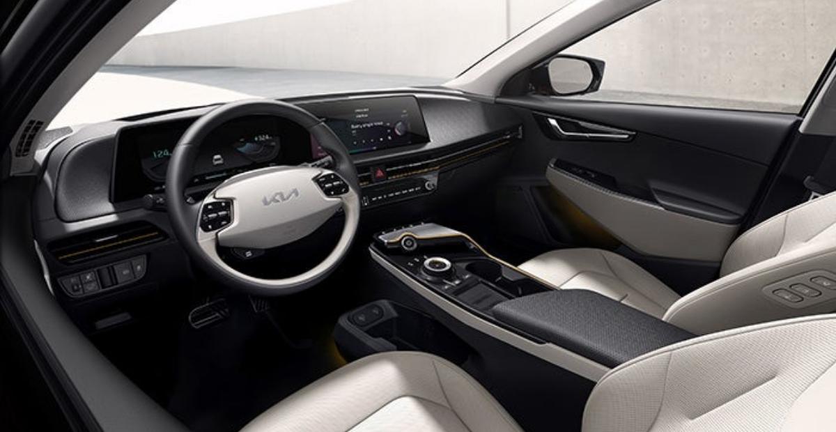 KIA впервые официально показала фото электромобиля EV6: ФОТО — фото 3