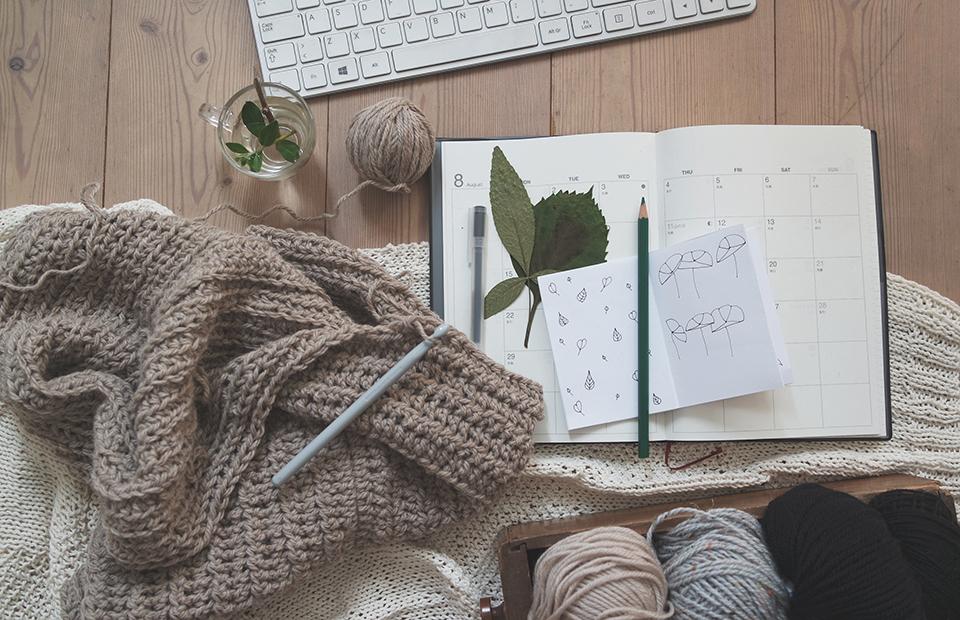 Вязание – хобби, которое становиться популярным среди молодежи — фото 3
