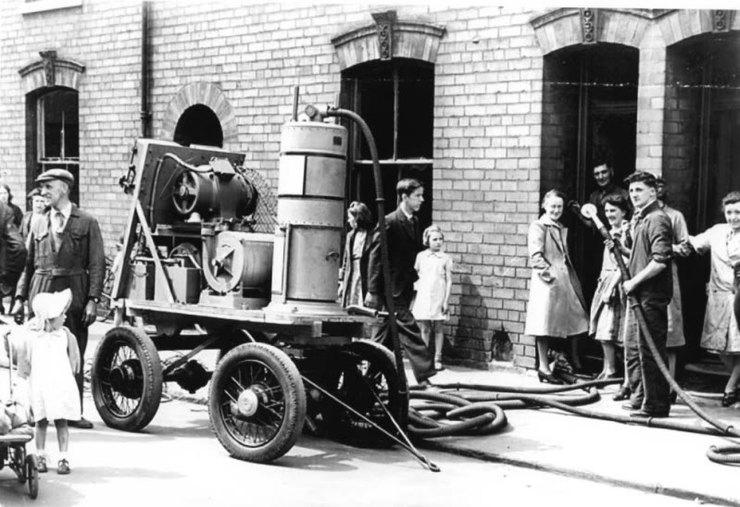 История создания пылесоса. Умный помощник в вашем доме — фото 1