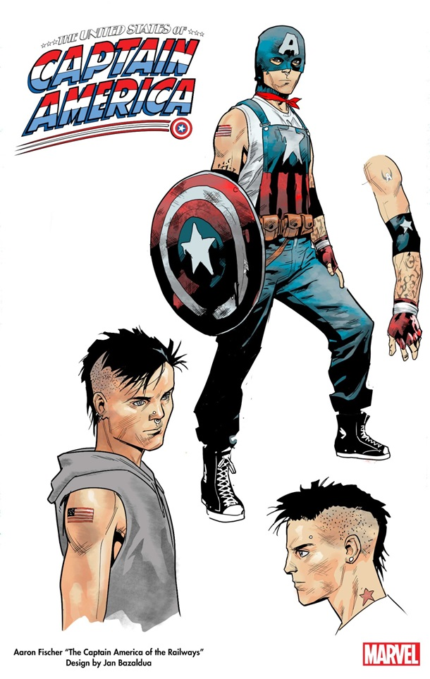 Marvel создала гомосексуального Капитана Америку  — фото 1