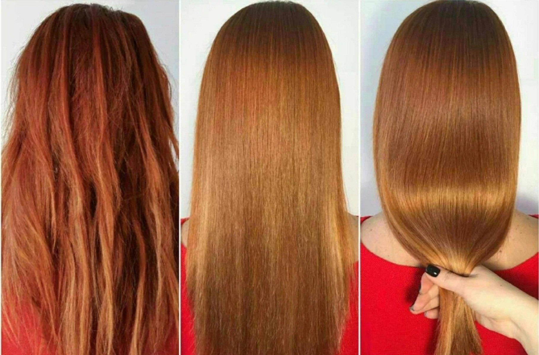 Ламинирование волос дома — фото 1