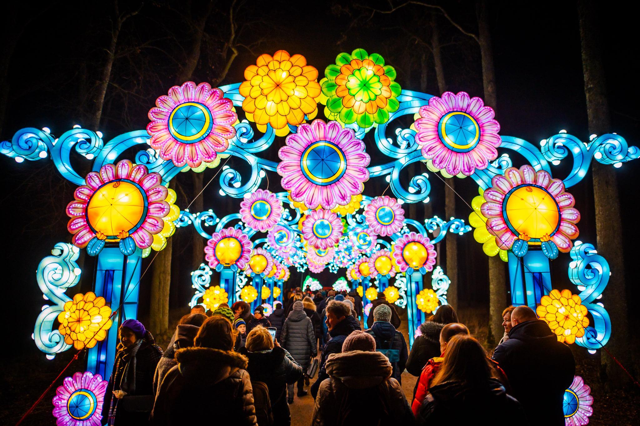 Огненное шоу, гигантский лев и китайские фонари: в Киеве создадут настоящий парк иллюминаций — фото 3