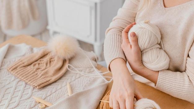 Вязание – хобби, которое становиться популярным среди молодежи — фото 2
