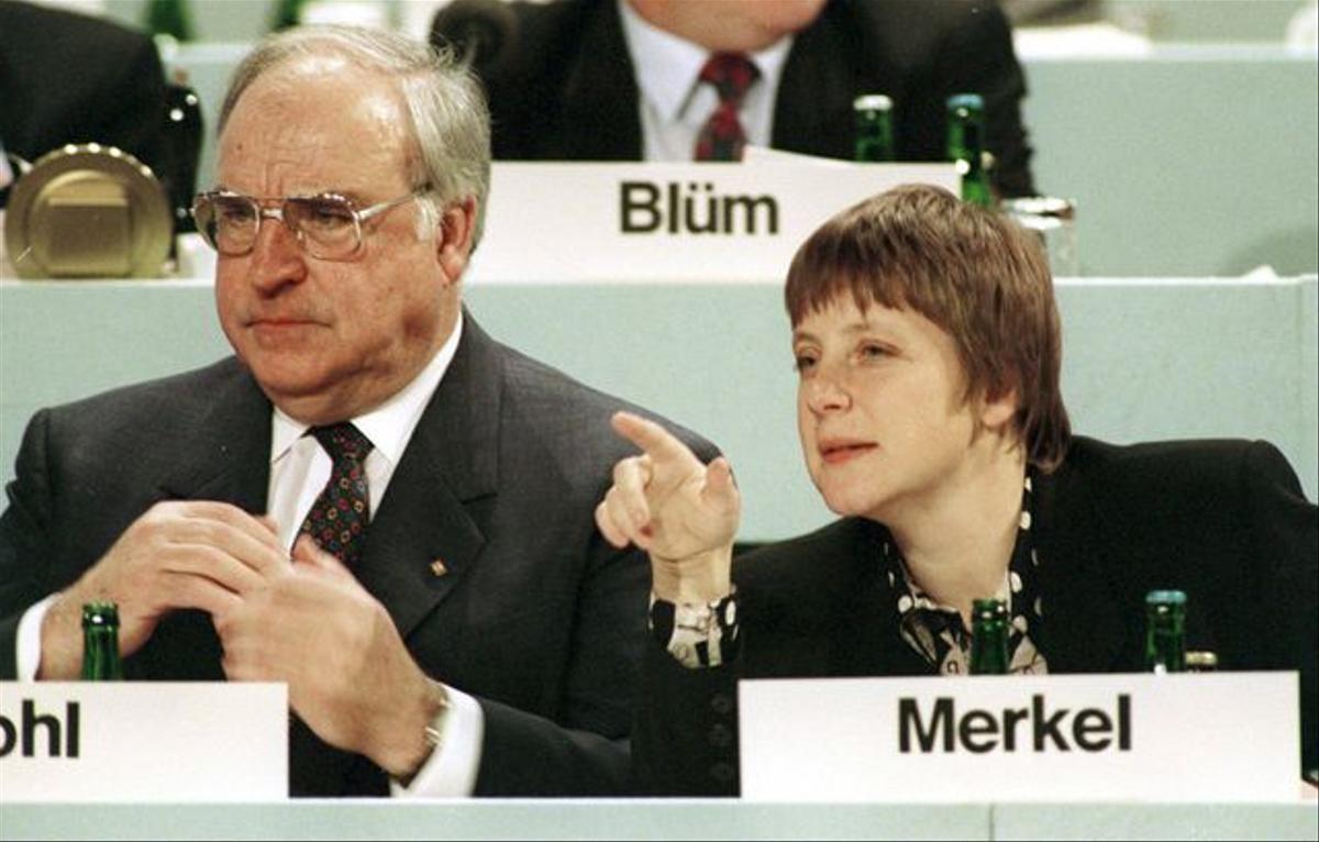 Ангела Меркель — от научного сотрудника до влиятельного политика Европы — фото 3
