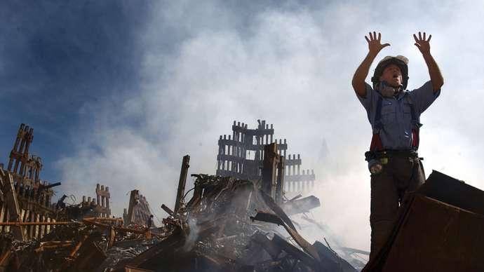 11 сентября террористические атаки в США  — фото 4