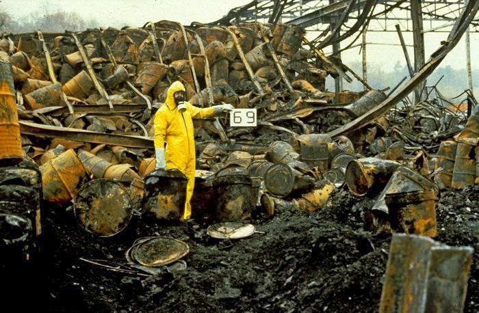 Курс на саморазрушение: рейтинг самых масштабных экологических катастроф в мировой истории — фото 5