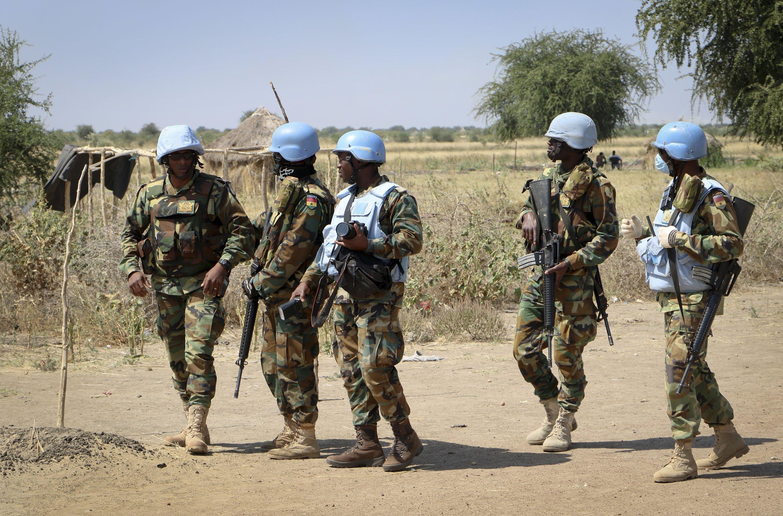 29 мая — Международный день миротворцев ООН — фото 1