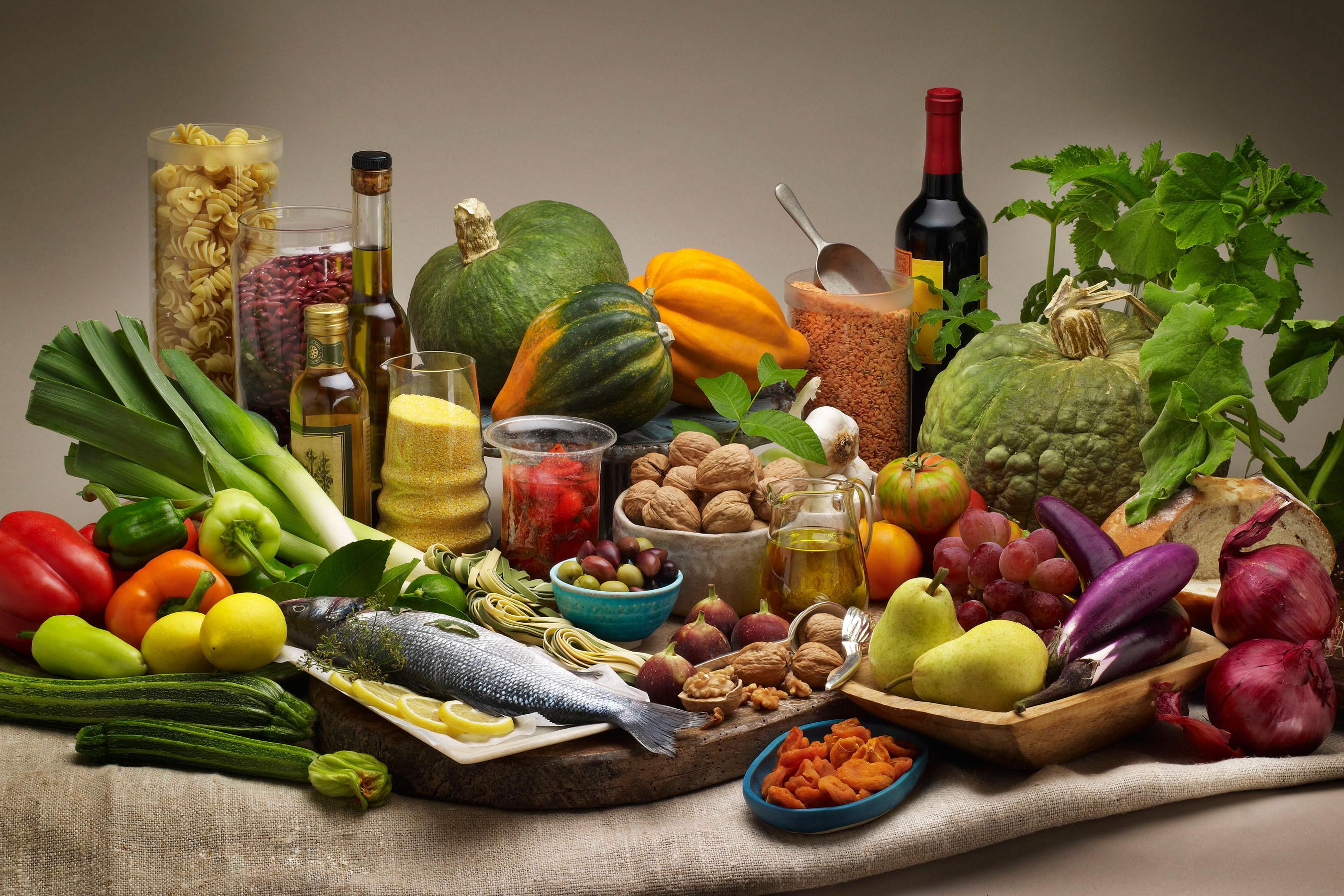 Ученые составили диету, которая поможет защитить сердце — фото 1