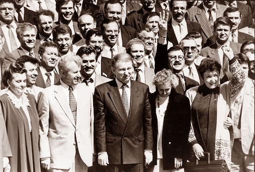 Украина 30: конституционный договор и похороны первого патриарха — чем запомнился 1995 год — фото 1