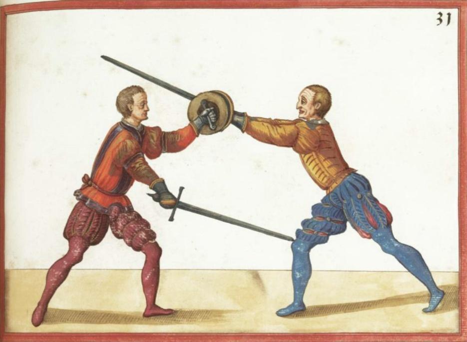 Фехтование — история и правила — фото 1