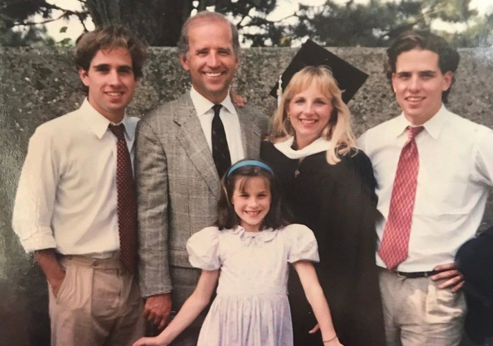 Джо Байден: биография и интересные факты из жизни 46-го президента США — фото 3
