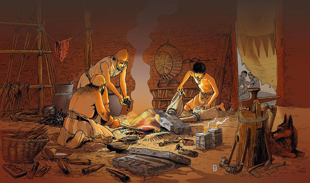 День работников металлургической и горнодобывающей промышленности Украины  — фото 1