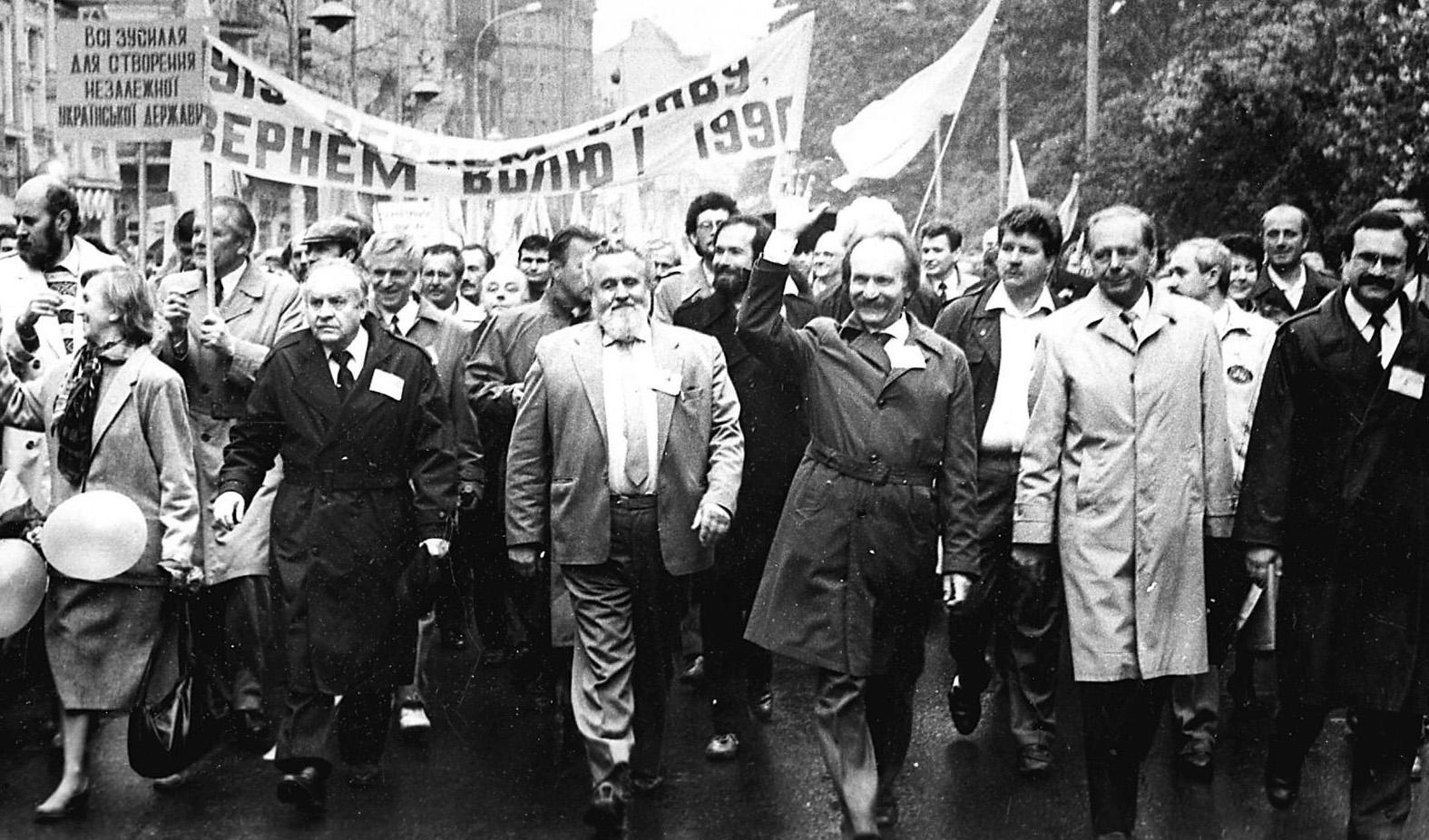 Украина 30. Год 1991 - обретение Украиной независимости: как это происходило — фото 1