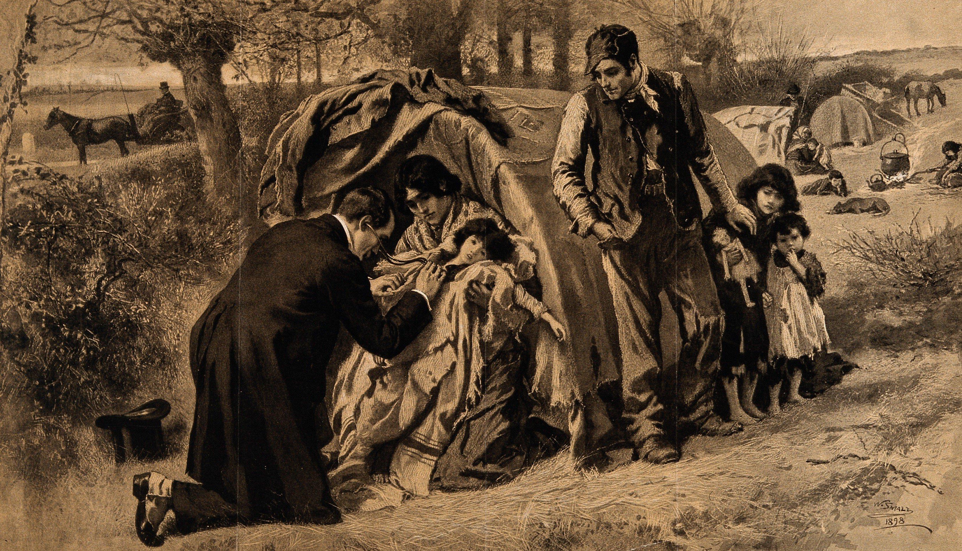 8 апреля — Международный день цыган. Этническая группа рома́ — одна из западных ветвей цыган — фото 1