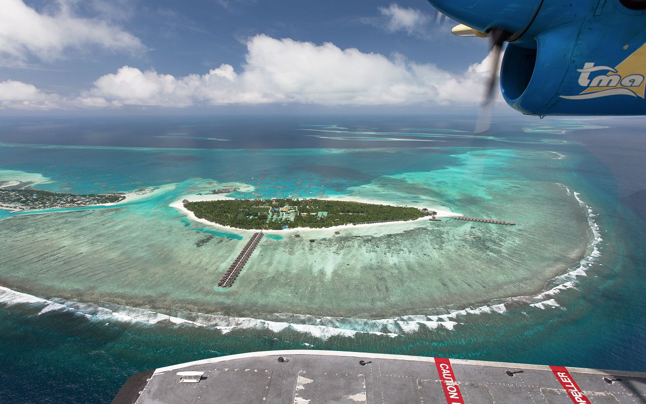 Мальдивские острова: — одно из самых экологически чистых мест на Земле — фото 4