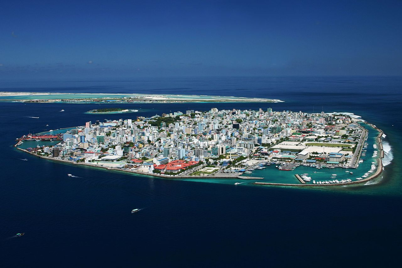 Мальдивские острова: — одно из самых экологически чистых мест на Земле — фото 1