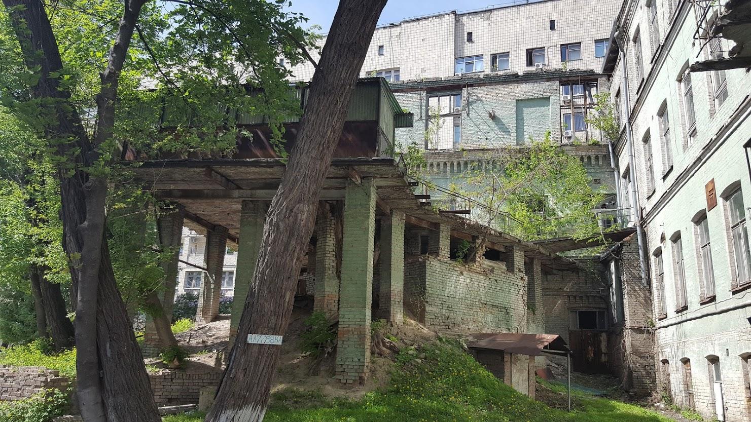Туристичний Київ: секретні підворіття української столиці — фото 2