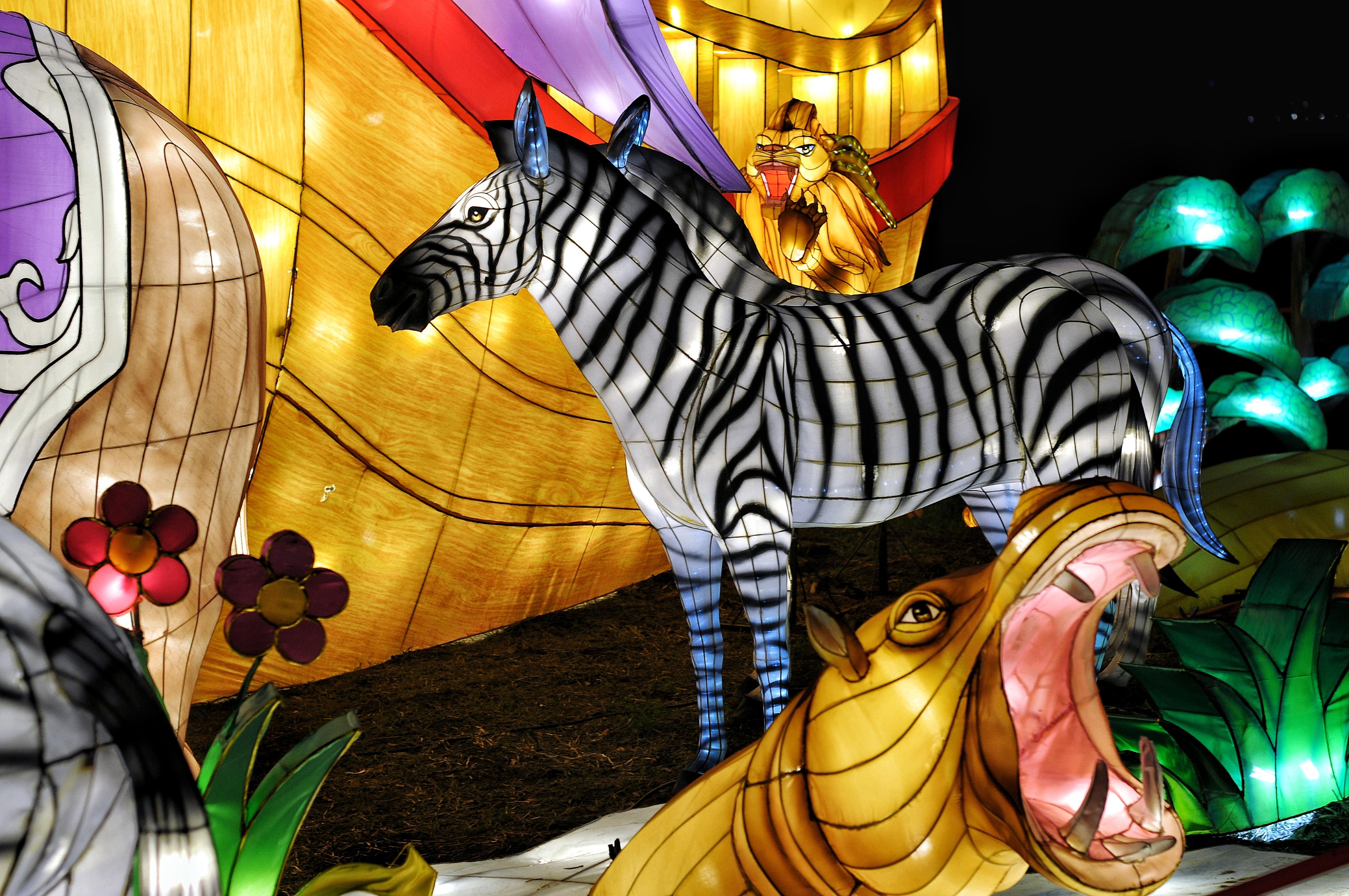 Огненное шоу, гигантский лев и китайские фонари: в Киеве создадут настоящий парк иллюминаций — фото 2