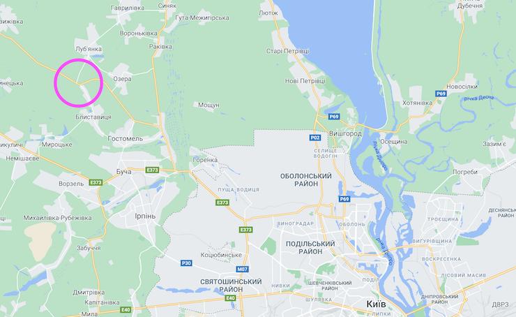 В реку под Киевом сбросили несколько тысяч канистр с химикатами — фото 1