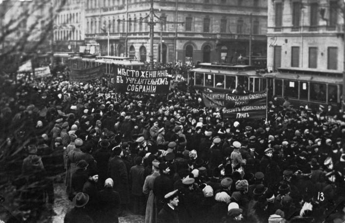 Праздник или свобода. История и происхождение праздника 8 марта — фото 2