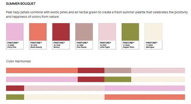 Готовимся к лету заранее: названы самые трендовые цвета грядущего сезона — фото 1