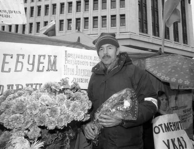 Украина 30: первые всенародные выборы президента и парламента — чем запомнился 1994 год — фото 1